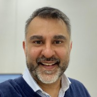 Hitesh Patel CEO